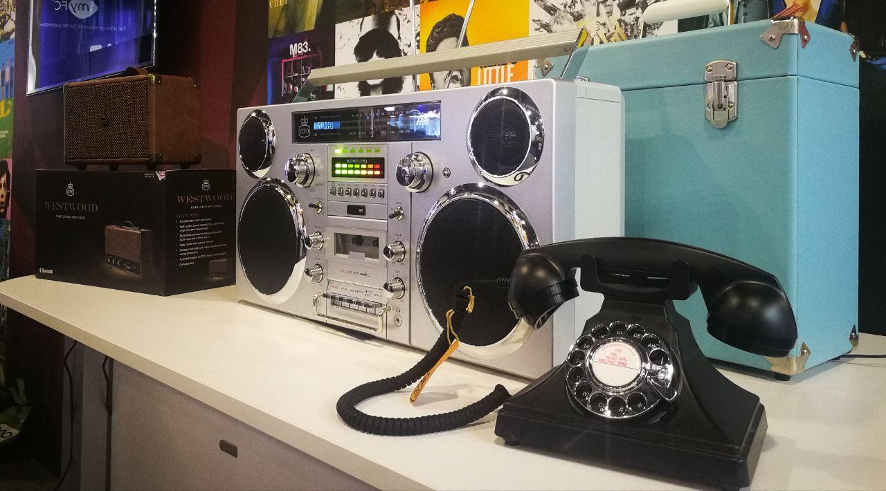 CES 2018 | Amor por lo vintage en la feria tecnológica más grande del mundo