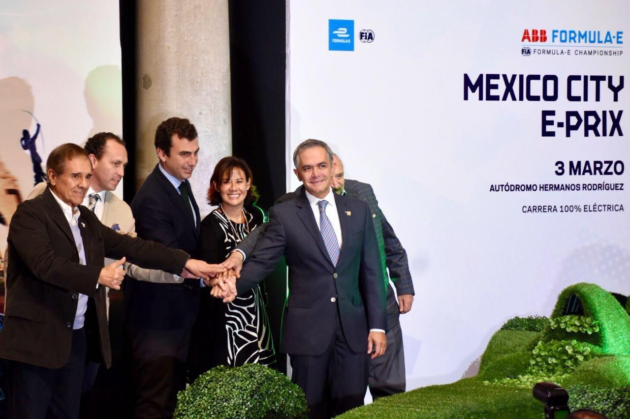 México City E-Prix