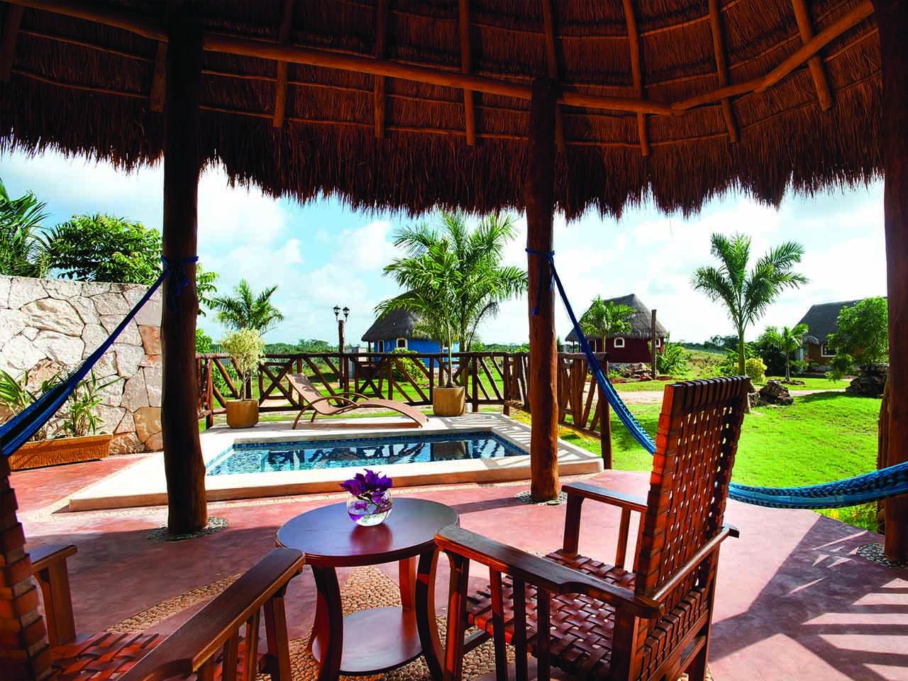 Yucatán para sibaritas