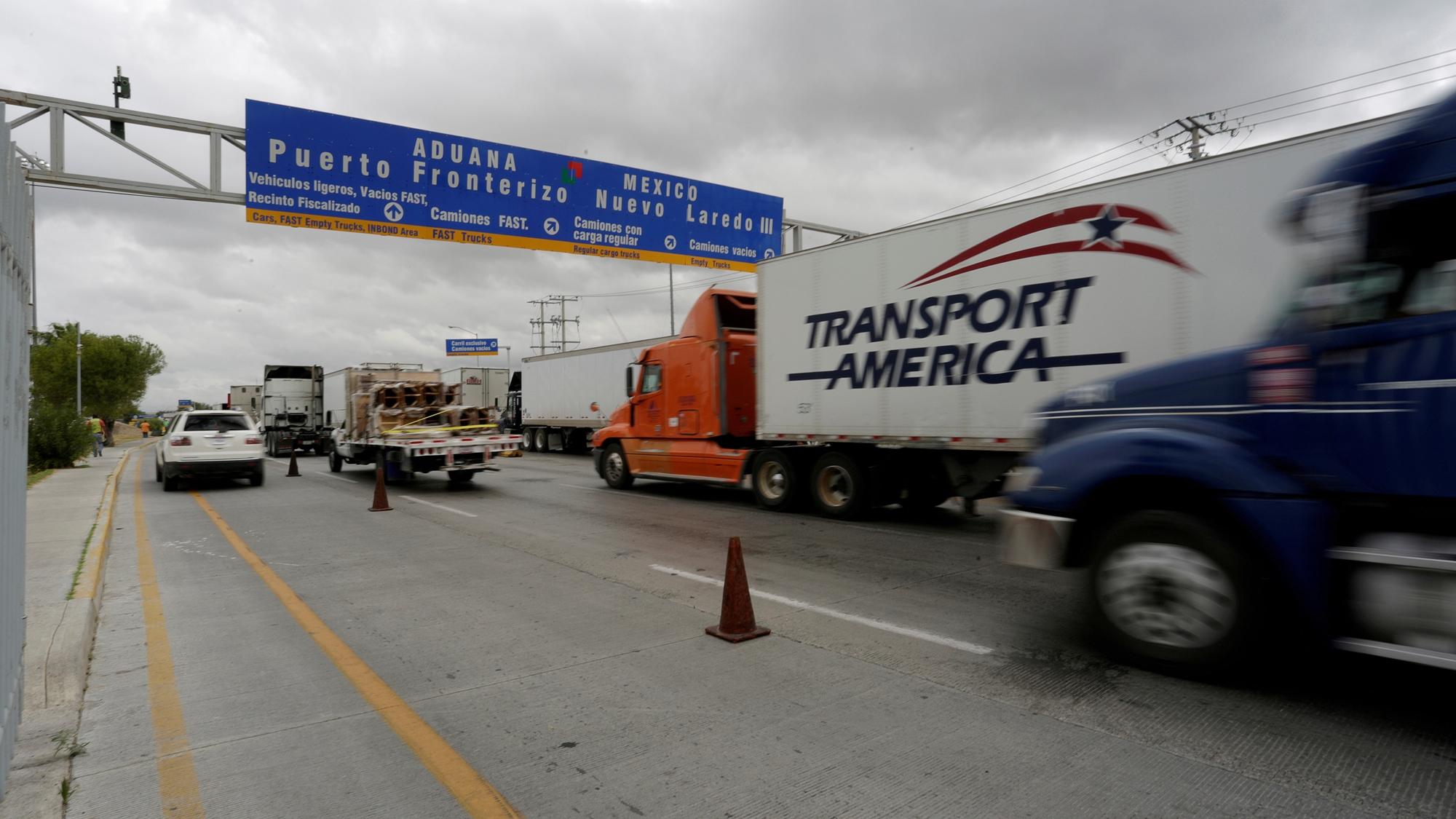 Medidas de Trump no están impactando al déficit comercial de EU