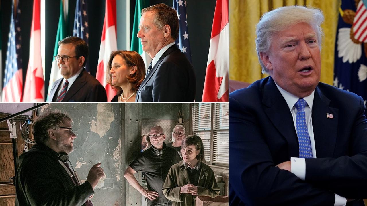 Agenda Forbes | Citas con la renegociación del TLCAN y Davos