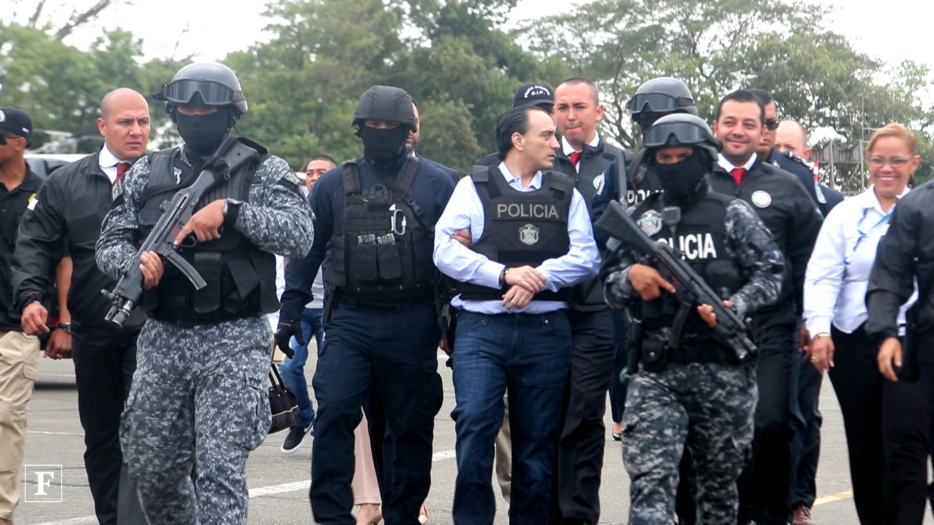Trasladan a Borge a penal federal en Morelos