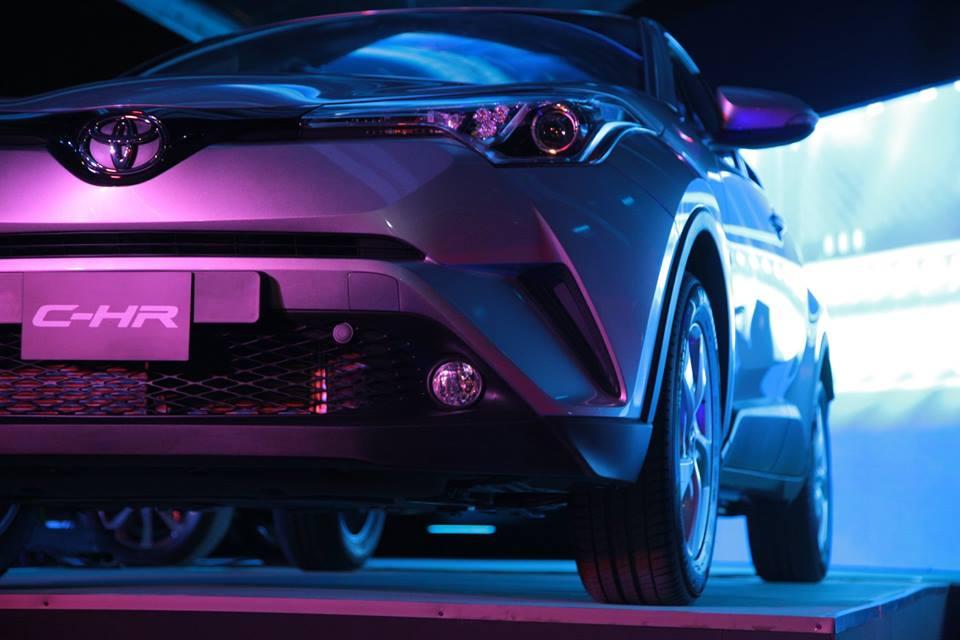 Toyota presenta sus apuestas del 2018 al mercado mexicano