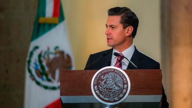 Peña Nieto viene con una agenda comercial