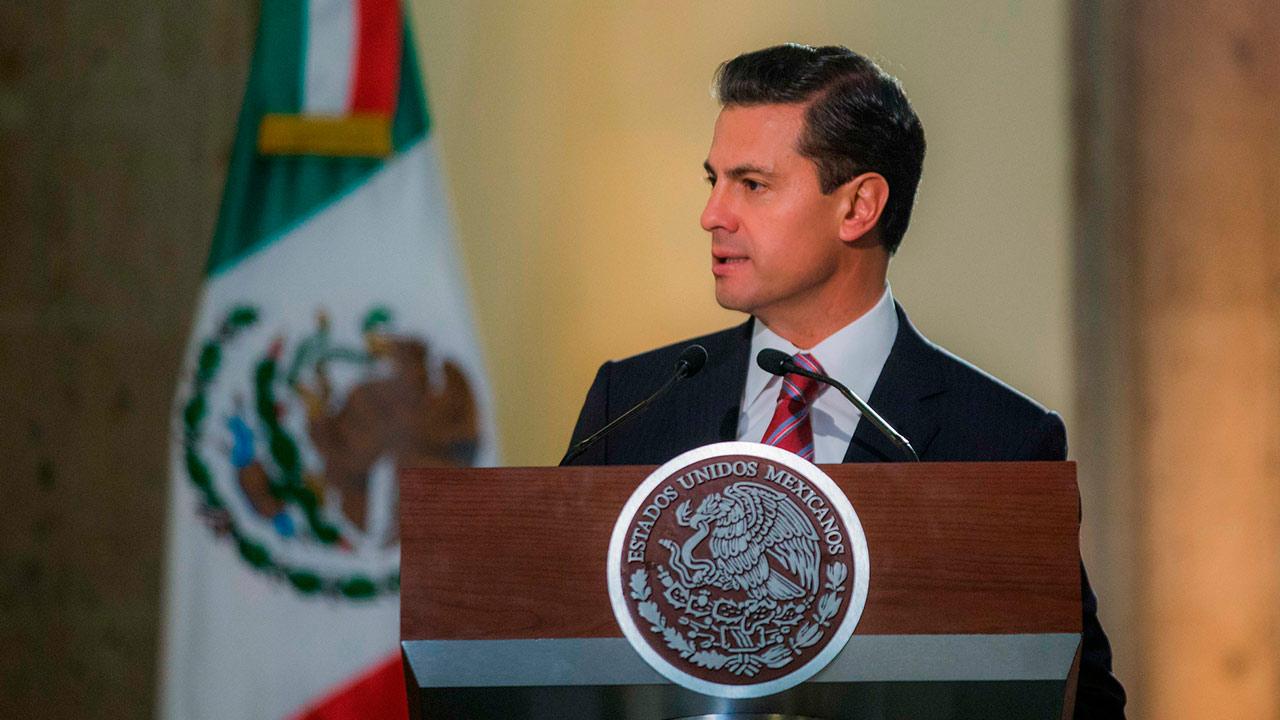 Perdonar a delincuentes significaría traición a la sociedad: Peña Nieto