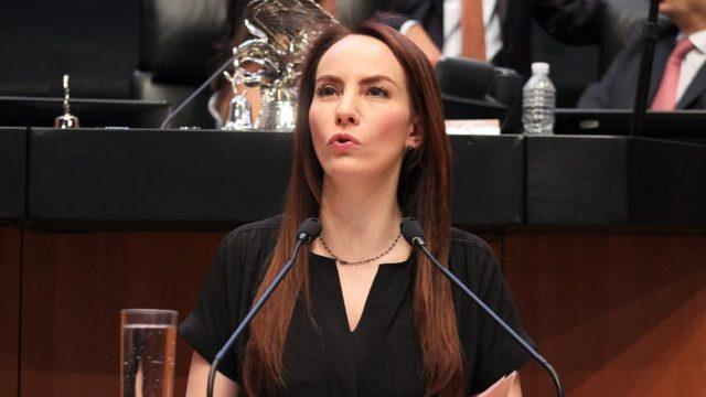 Renuncia de Gabriela Cuevas obedece a un interés político personal: PAN