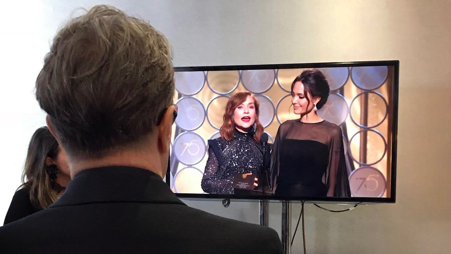 Audiencia televisiva de Globos de Oro cae a 19 millones de personas