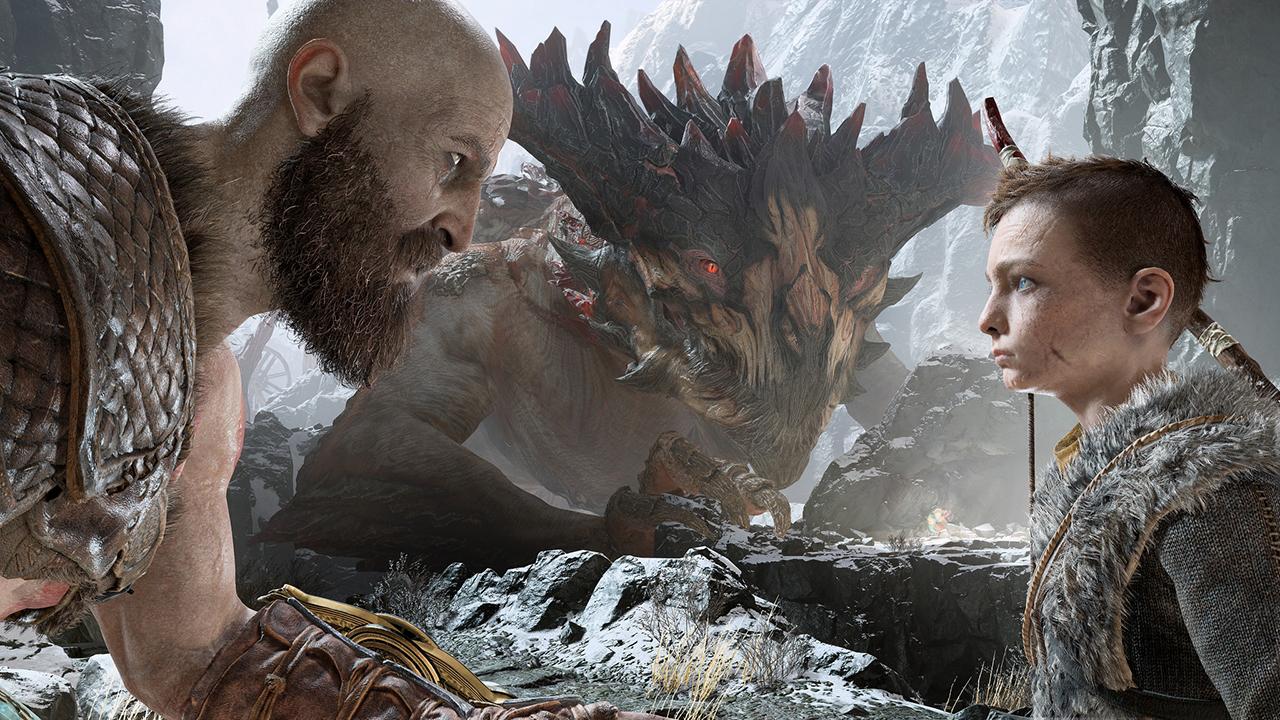 El nuevo God of War llegará al PlayStation 4 el 20 de abril