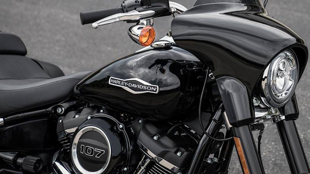 Las motos Harley-Davidson, entre las represalias de la UE contra Trump