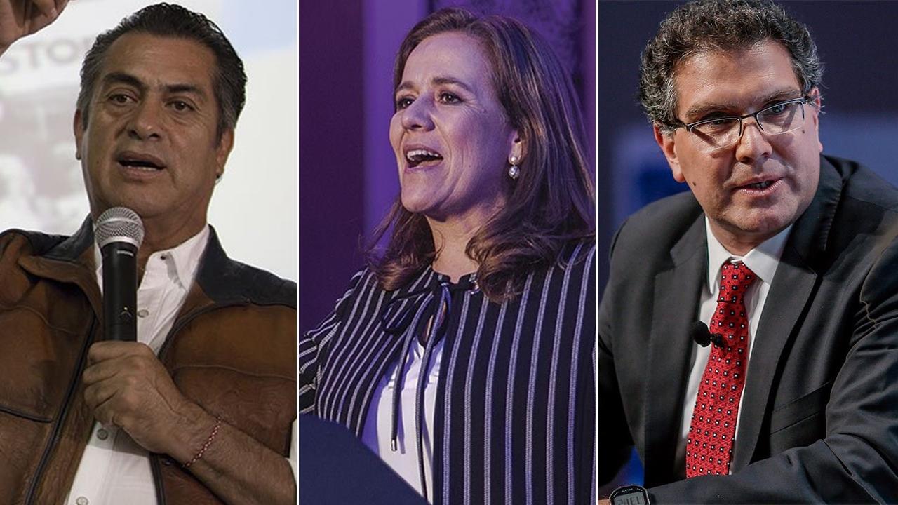 Margarita Zavala estará en la boleta; 'El Bronco' y Ríos Piter quedan fuera