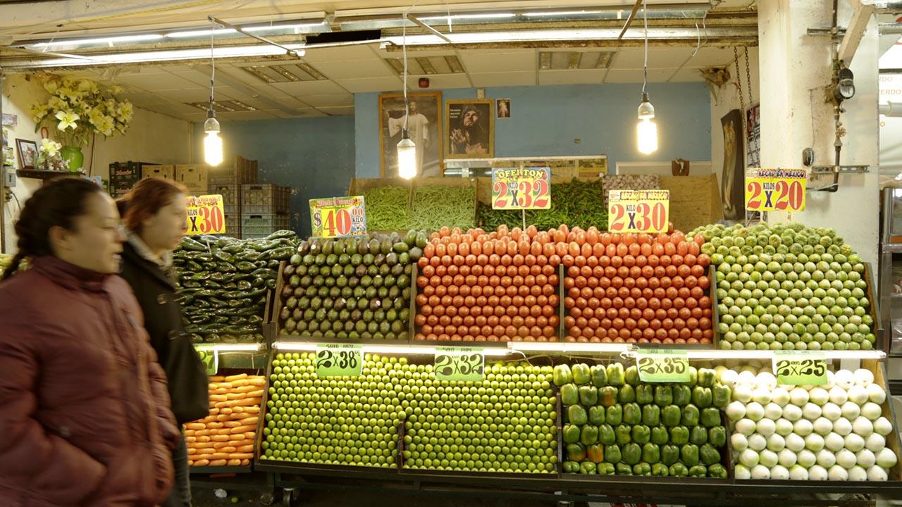 Inflación sube 5.45% en la primera quincena de febrero