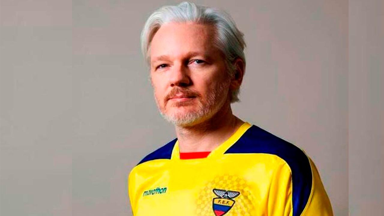 Julian Assange se queda incomunicado en embajada de Ecuador en Londres