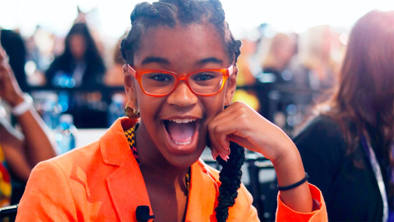 A sus 12 años, esta niña ha cambiado el rumbo de la literatura infantil