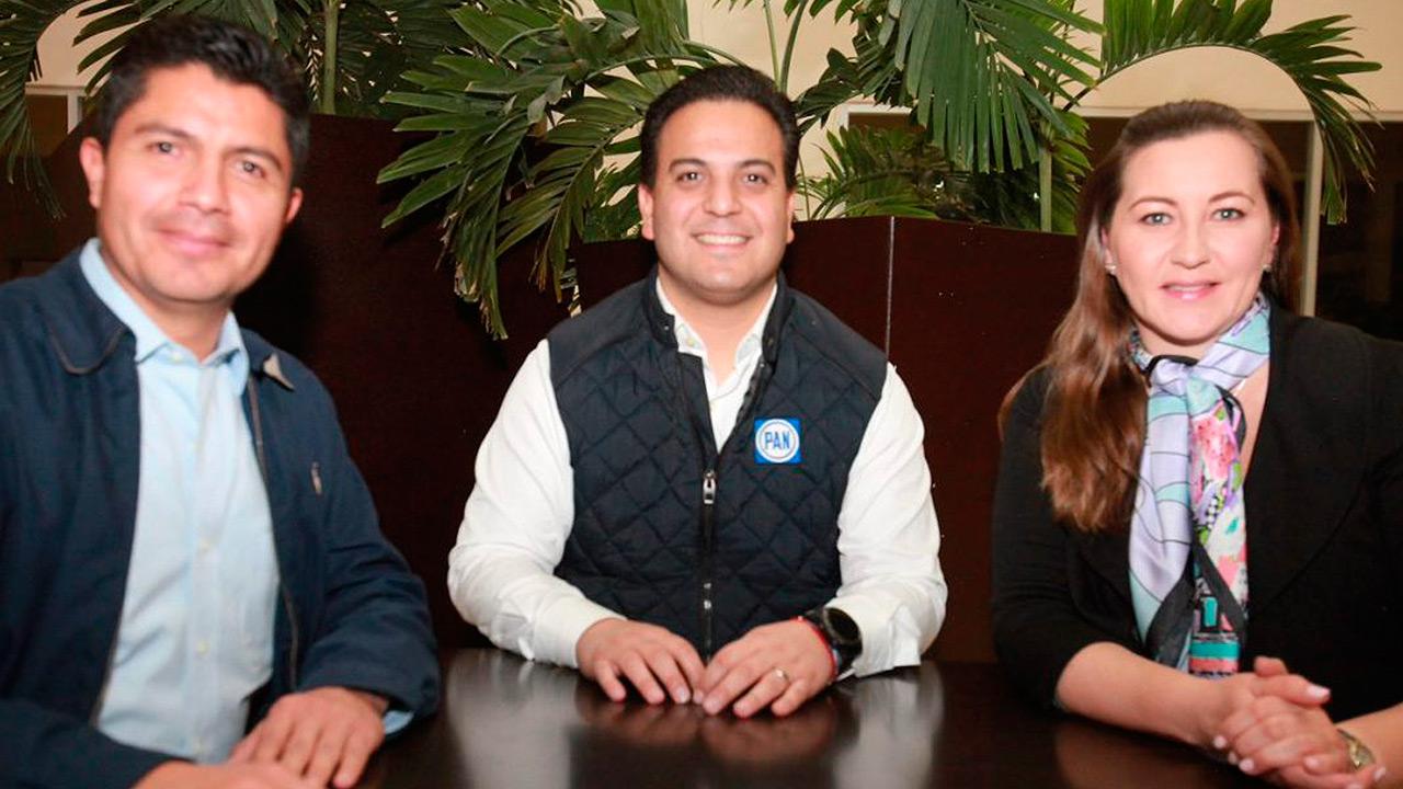 Esposa de Moreno Valle, candidata del PAN a gobierno de Puebla
