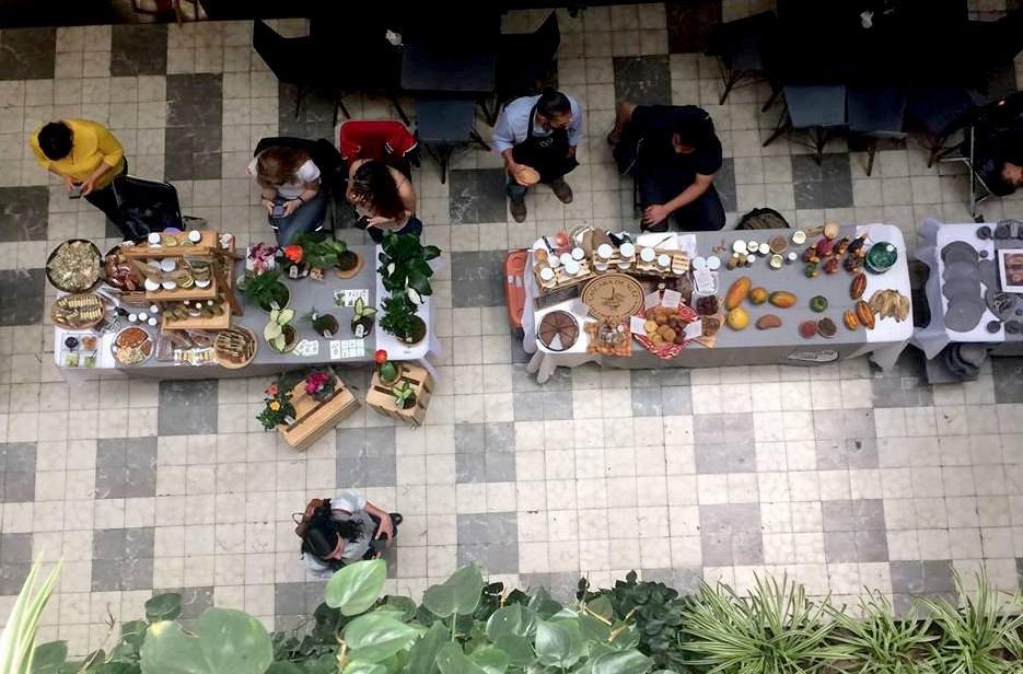 ¿Hambre? Visita estos mercados gourmet en la Ciudad de México