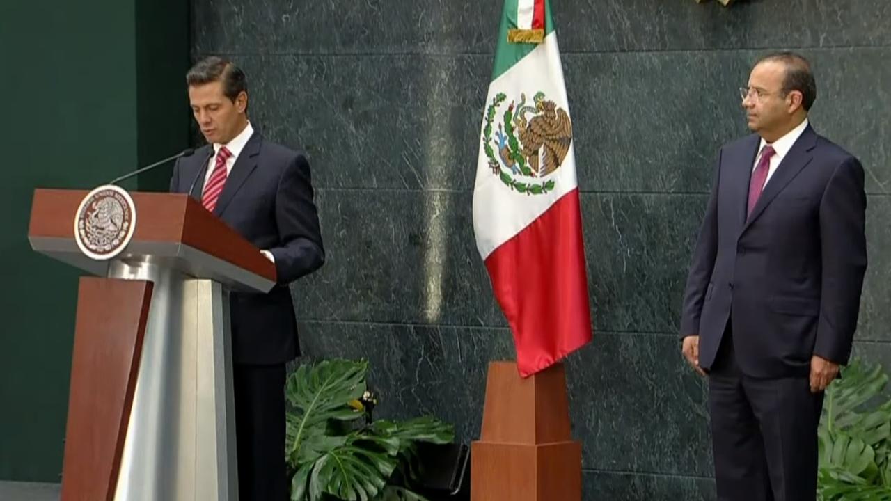 Perfil | Navarrete Prida, 18 años de cercanía a Peña Nieto