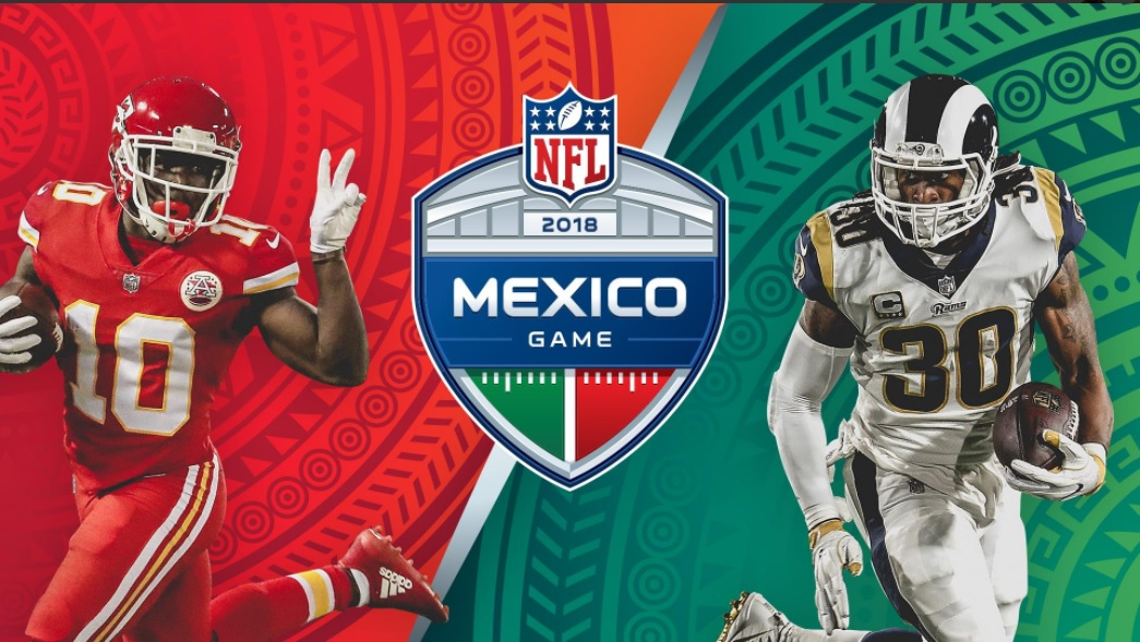 Ya está definido el juego de la NFL en el Azteca para 2018