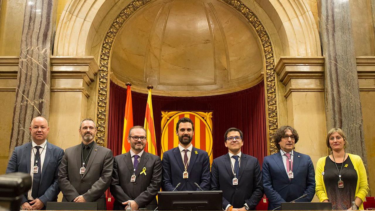 Parlamento catalán será liderado por un independentista