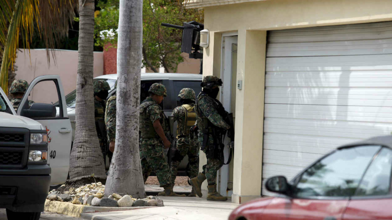 Autoridades mexicanas detienen a esposa de Nemesio Oseguera