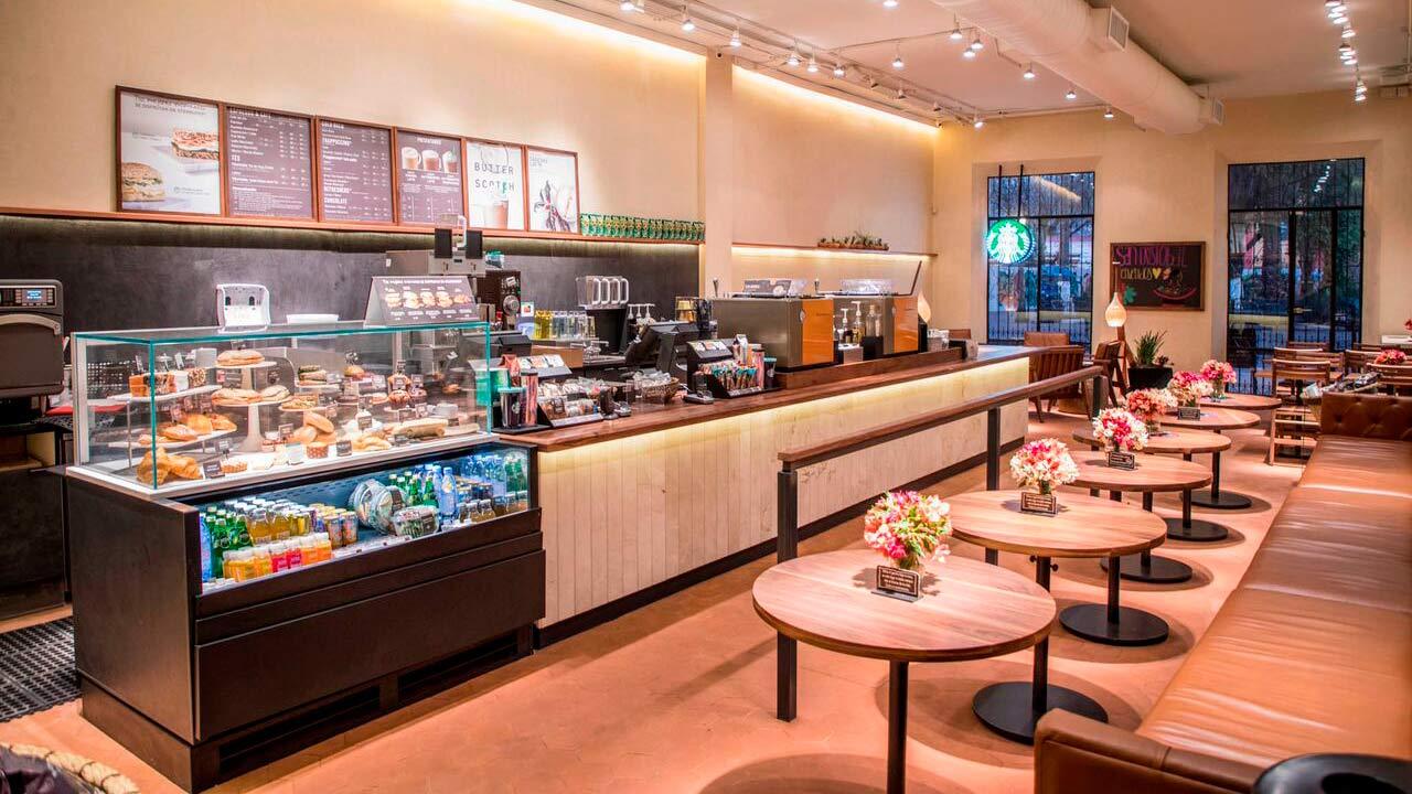 Starbucks cerrará 8,000 cafeterías el 29 de mayo en EU