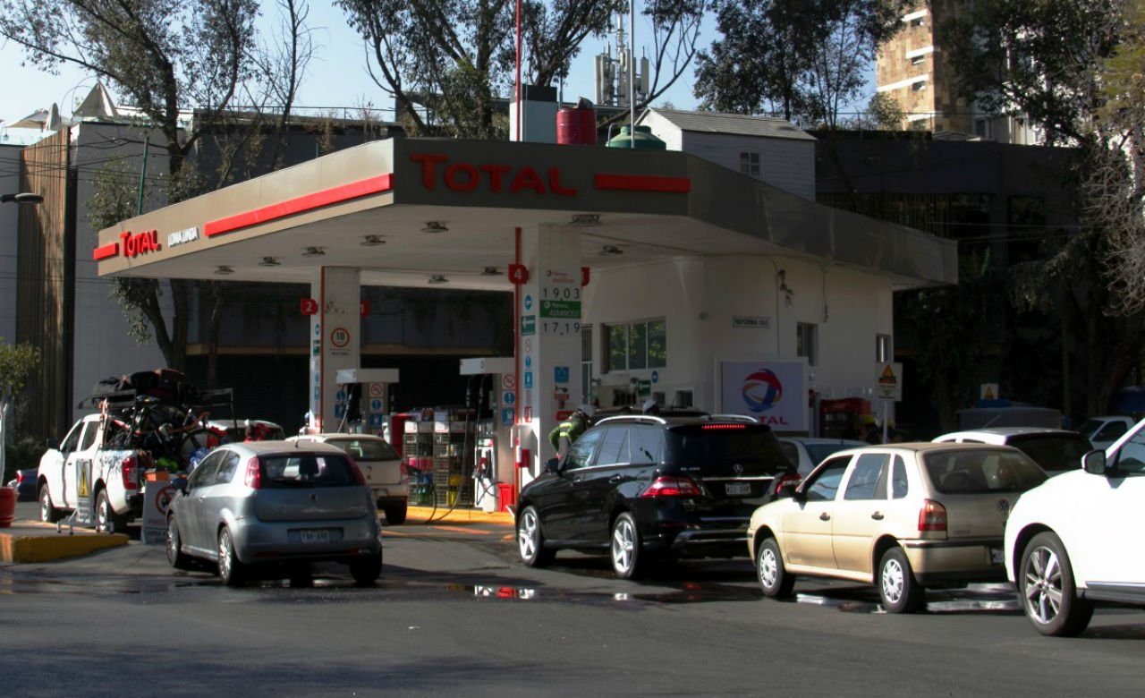 Total cerrará con 275 gasolineras este año, pese a menor demanda