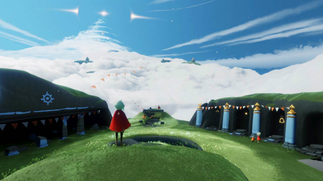La beta de Sky: encantador mundo por explorar