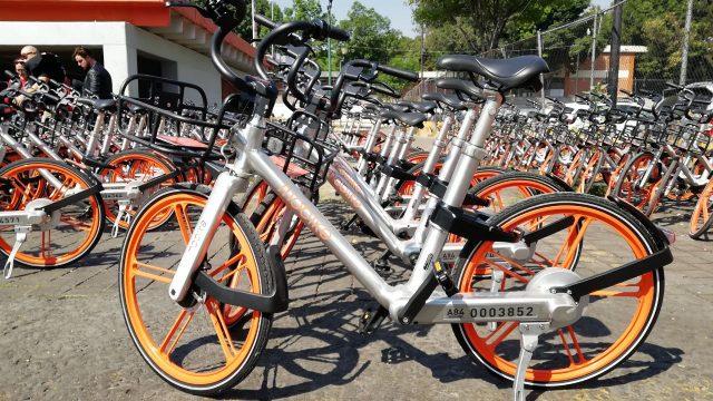 Empresa llega a la capital con programa piloto de bicis inteligentes