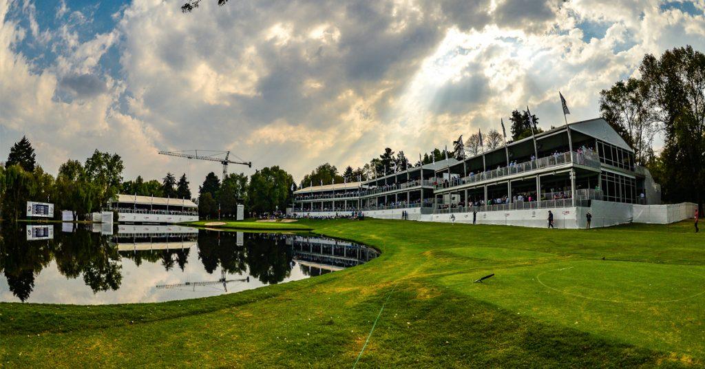 Salinas y el golf