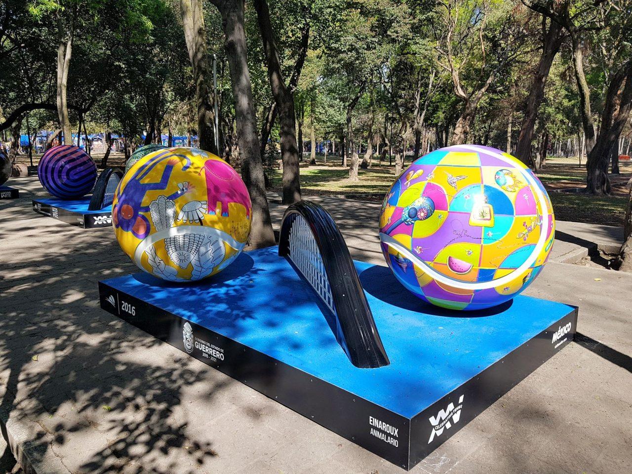 Tennis Parade, la innovación del arte mexicano celebra al Abierto Telcel en Acapulco