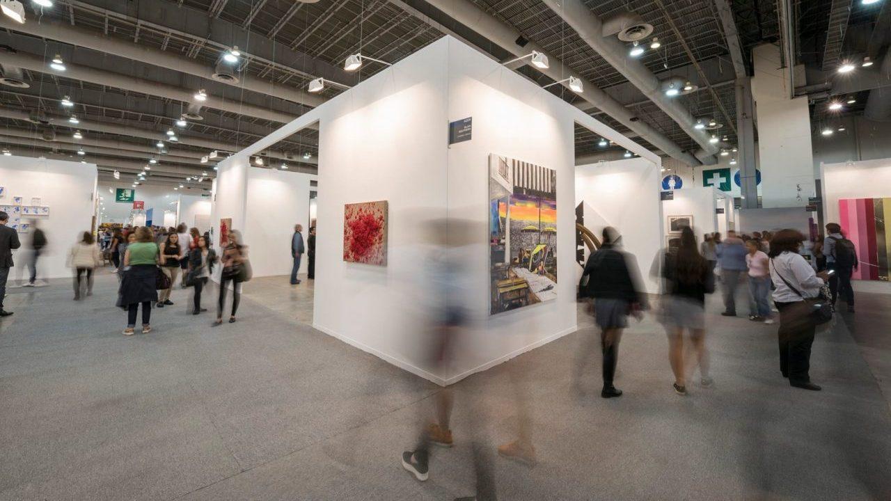 5 motivos para asistir a Zona Maco, la feria de arte contemporáneo