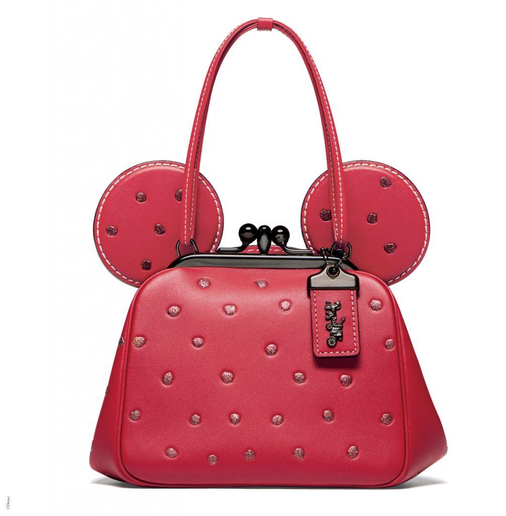 Minnie Mouse y Coach