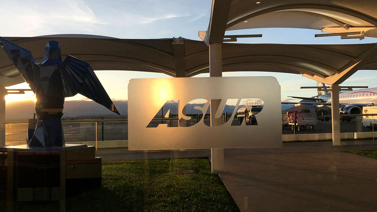 Asur invertirá 1,211 mdd en México durante los próximos 15 años