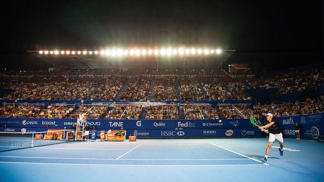 Rafa Nadal regresa a Acapulco para el Abierto Mexicano de Tenis en 2019