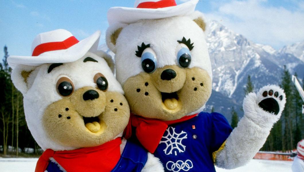 Juegos Olímpicos, mascotas