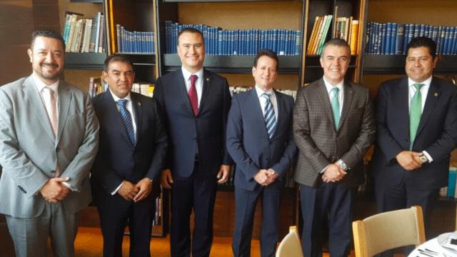 Designan a Francisco Cervantes Díaz como presidente de la Concamin
