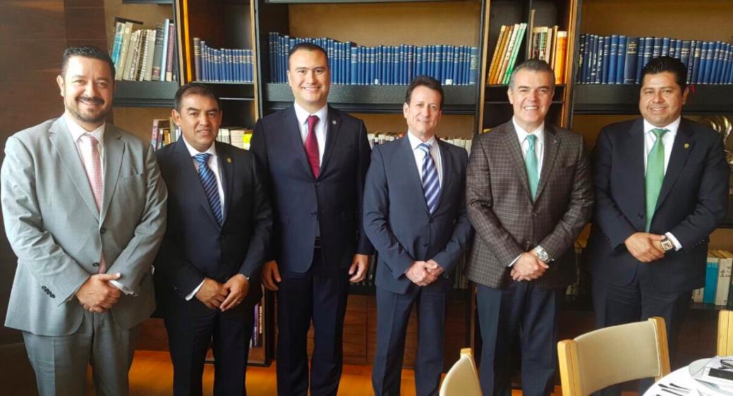 Francisco Cervantes Díaz será el próximo presidente de la Concamin