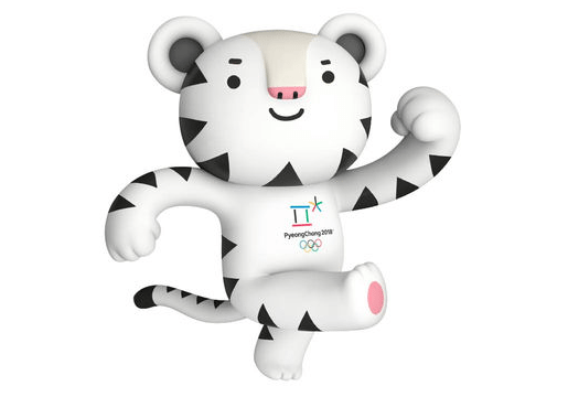 Juegos Olímpicos, mascota