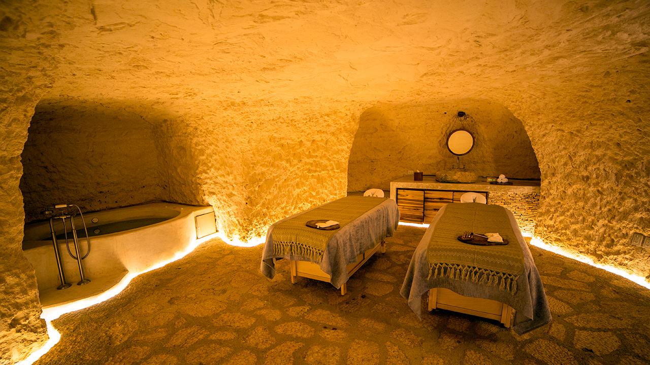 Descanso en el mundo maya