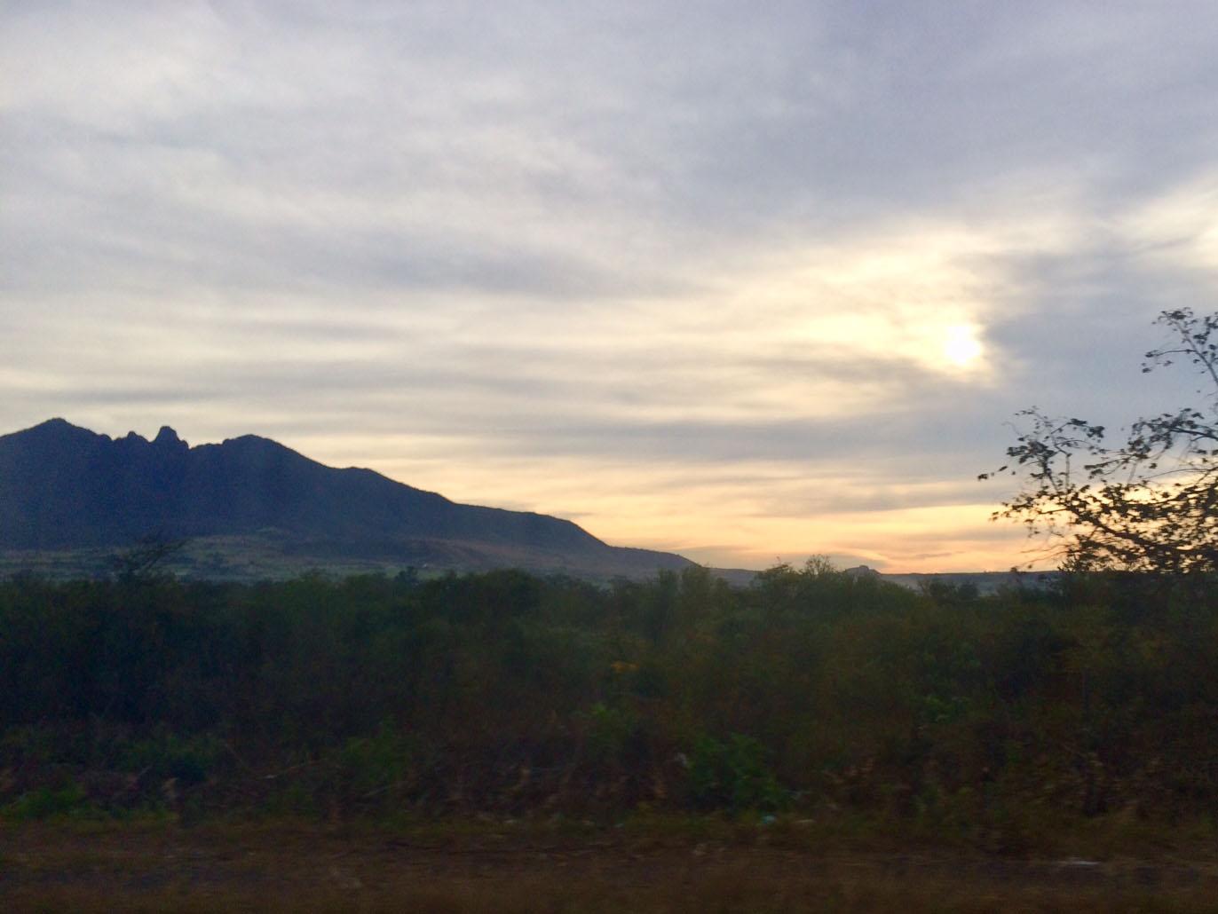 Cerro de Sanganguey, Nayarit