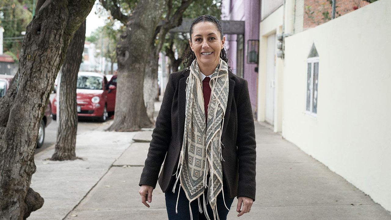 Sheinbaum supera 50% de preferencias en CDMX: encuesta Reforma