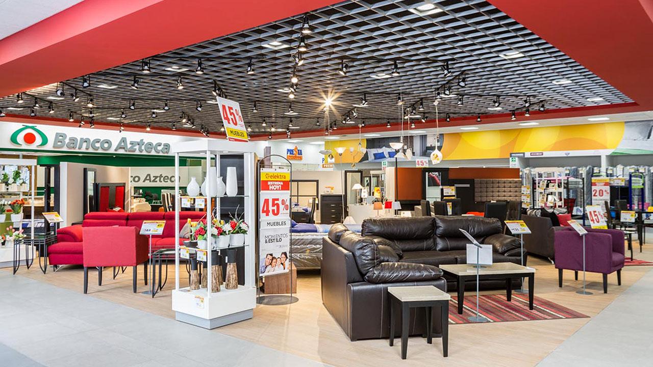 Elektra abre su tienda oficial en la plataforma de Mercado Libre