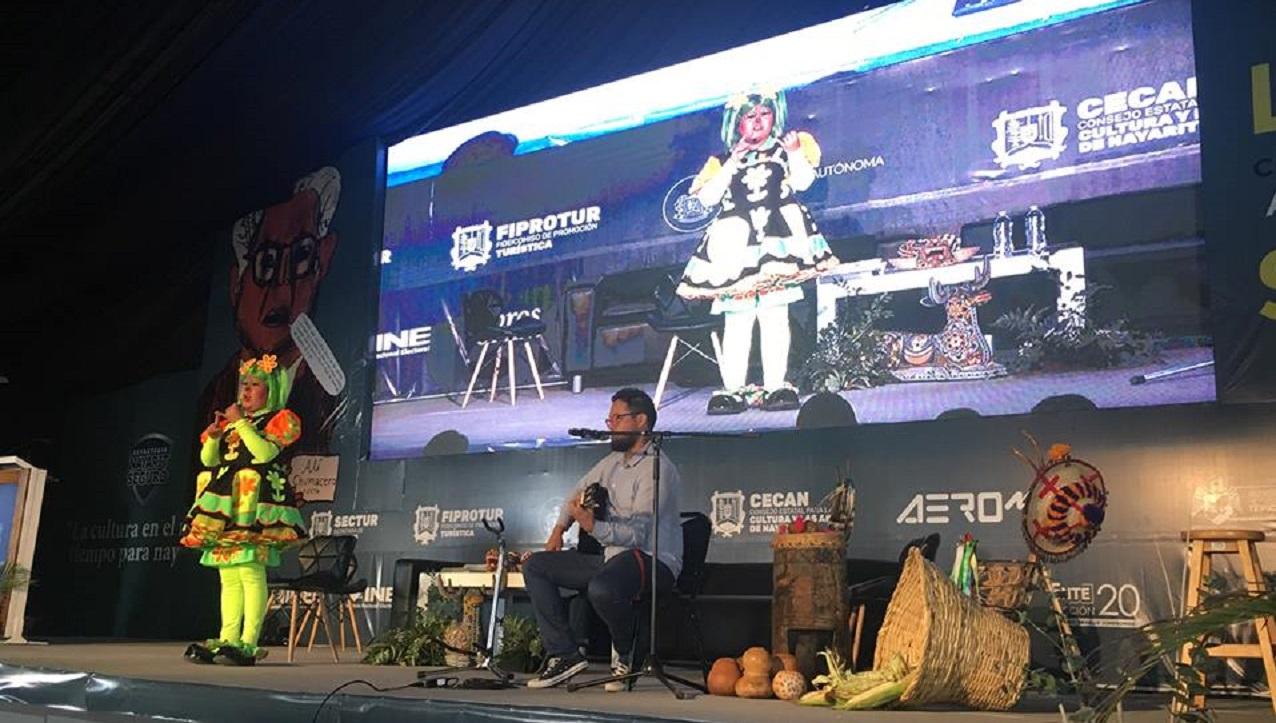 Festival Letras en Tepic 2018, homenaje a la literatura en Nayarit