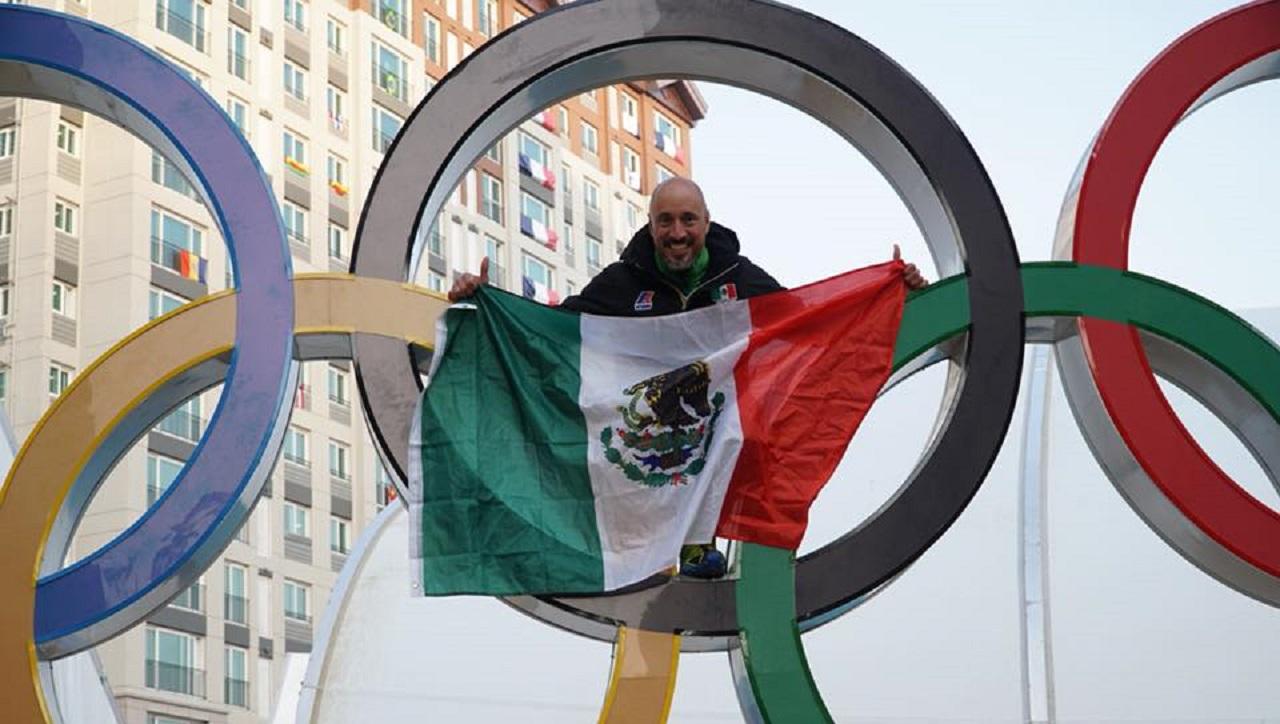 México, ejemplo de espíritu deportivo en los Juegos Olímpicos de Invierno