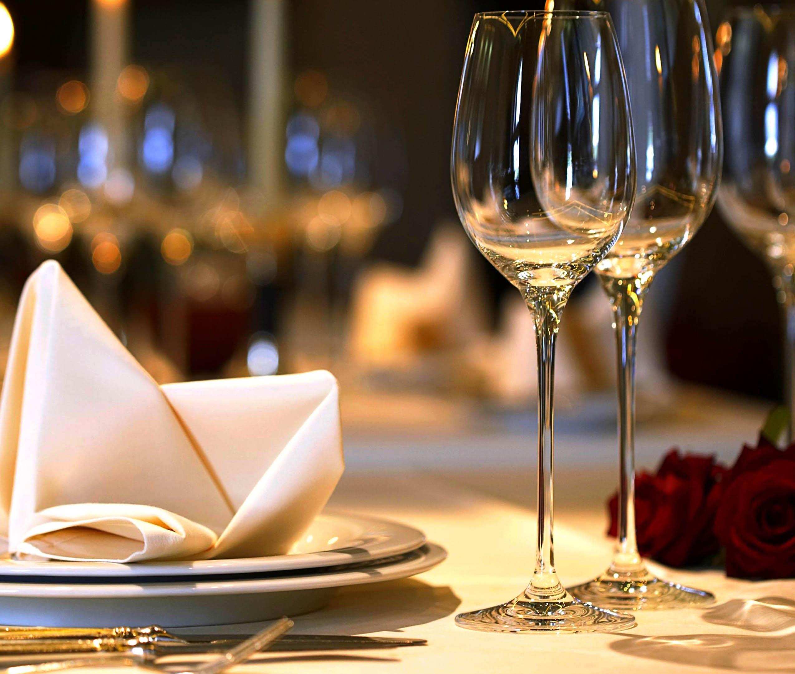 Hilton, Día de San Valentín, cena, lujo, 14 de febrero