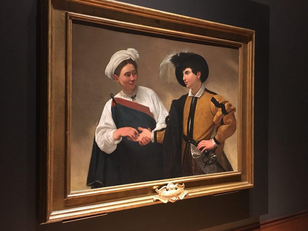 Caravaggio en el Munal el fin de semana