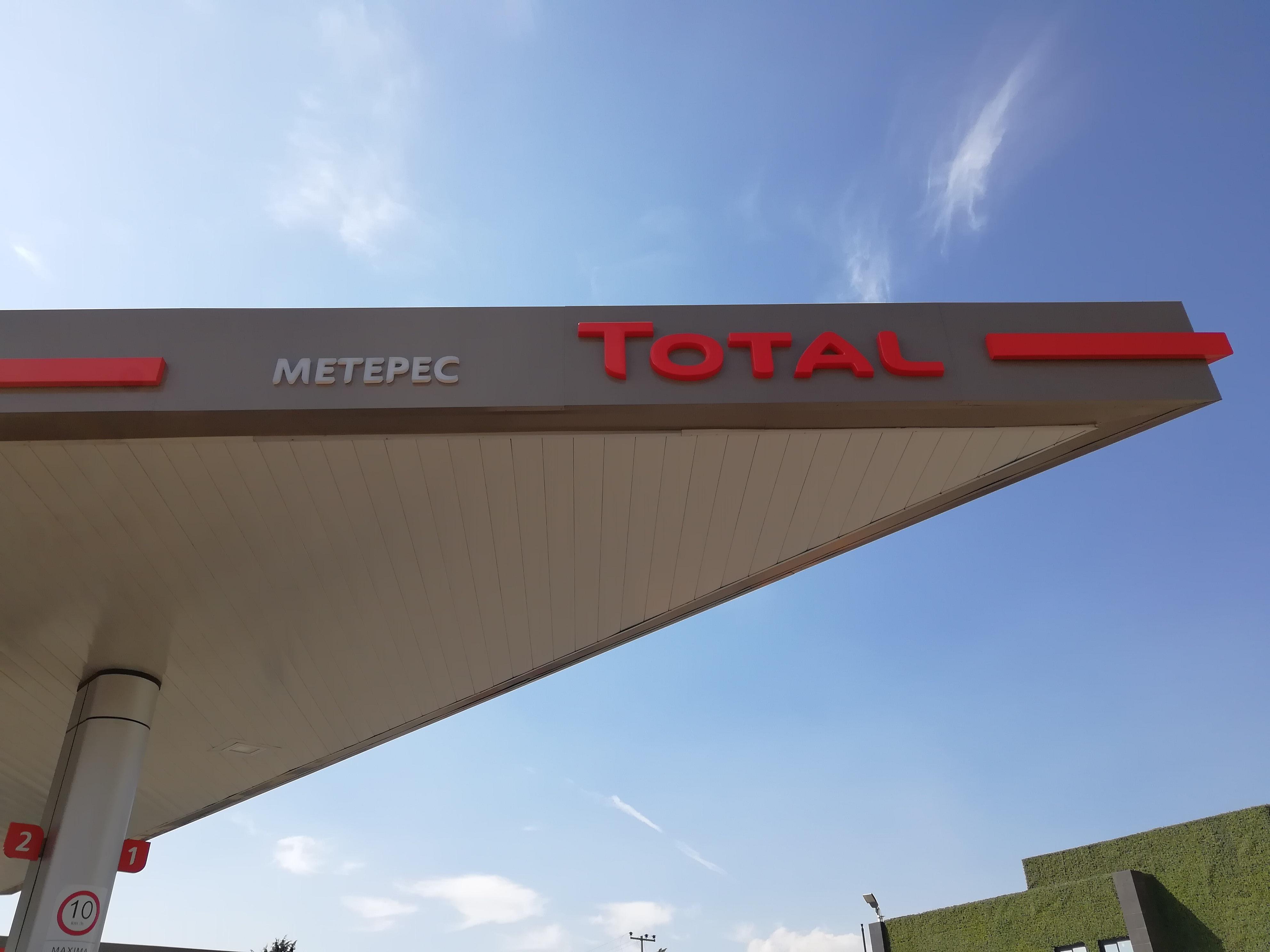 Total abrirá 100 gasolineras durante este año