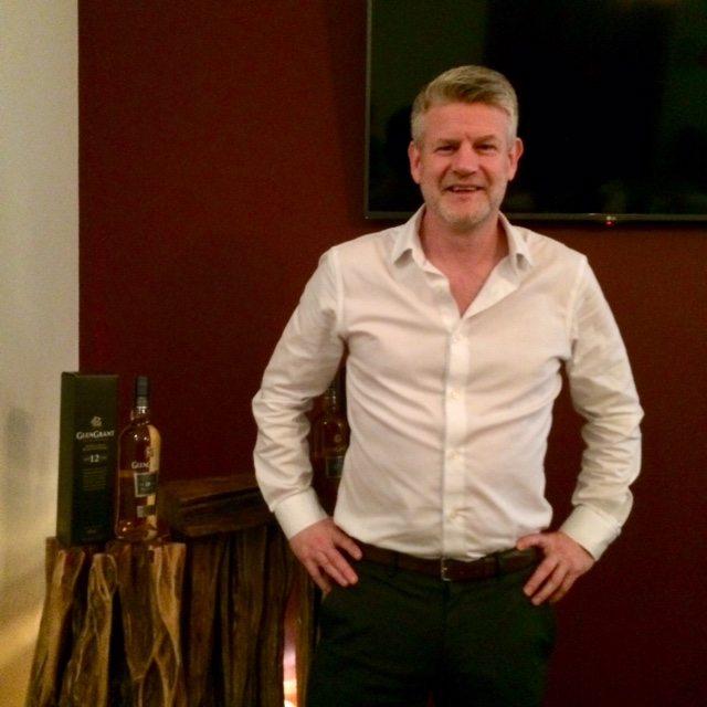 Glen Grant, Whisky, Robin Coupar