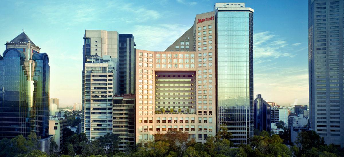 JW Marriott alista inversión en hotel en CDMX tras pandemia