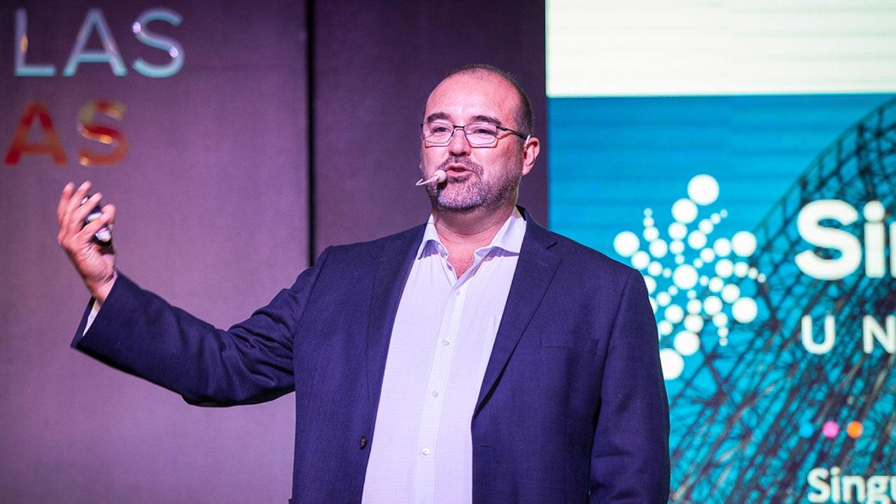 #ForoFranquicias | Experimentar, la nueva forma de hacer negocios: Singularity University