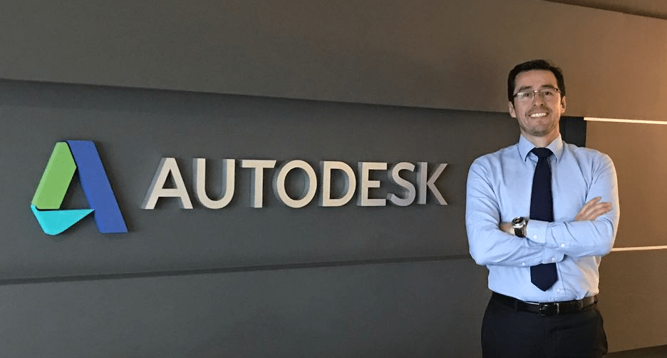 Autodesk estrena director general para México